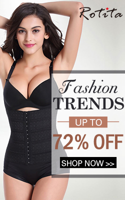 Lingeries, sexy costumes and other fahion trends up to 72% off