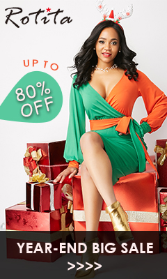 Year-End Big Sale Up to 80% Off