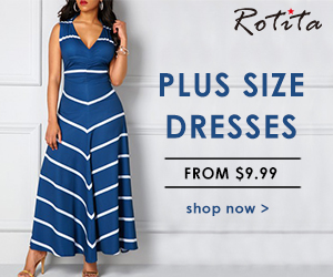 Plus Size Dresses From $9.99