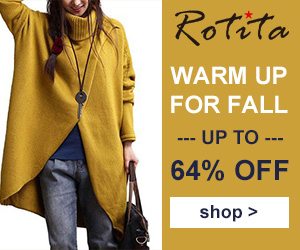 Warm Up For Fall  Up to 64% Off
