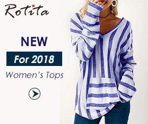 New For 2018  Women's Tops