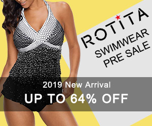 2019 New Arrival  Swimwear Pre Sale  Up to 64% Off