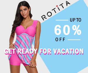 Get Ready for Vacation Up to 60% Off