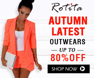 Autumn Latest Outwears  Up to 80% off