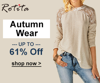 Autumn Wear  Up to 61% Off