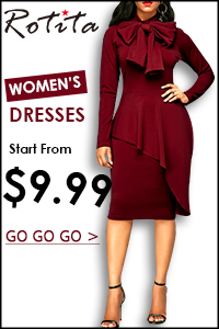 Women's Dresses Start From $9.99