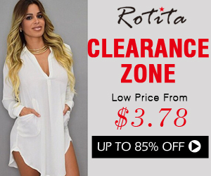 Clearance Zone  Up to 85% Off  Low Price From $3.78