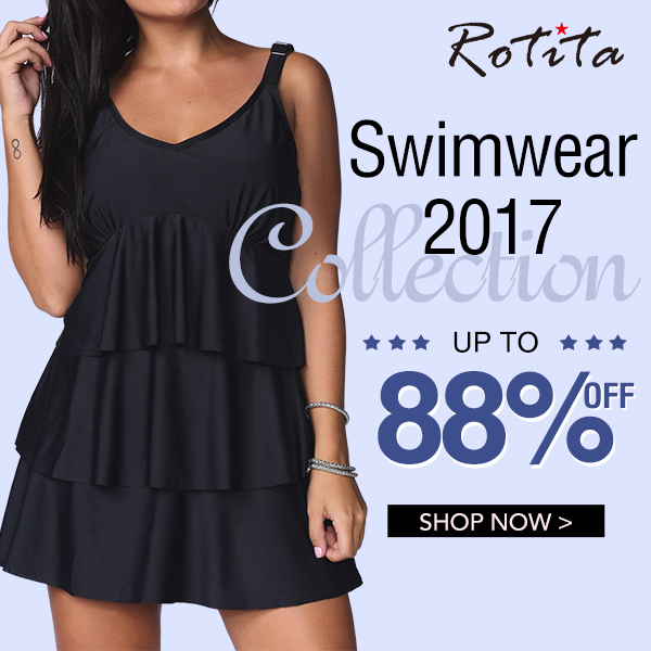 Swimwear 2017 Collection Up to 88% Off