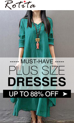 Must-Have Plus Size Dresses Up to 88% Off