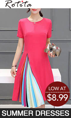Summer Dresses Low At $8.99
