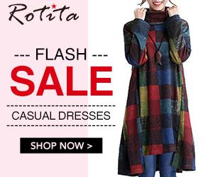 Casual Dresses Flash Sale