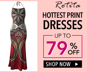 Sexy Print Dresses up to 79% off