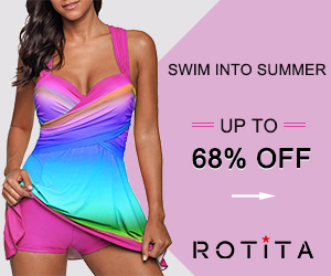 Swim Into Summer  Up to 68% Off