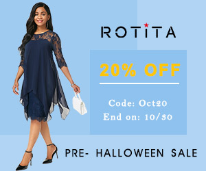 Pre- Halloween Sale 20% Off           Code: Oct20 End on: 10/30