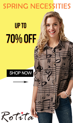 Spring Necessities          Up to 70% Off
