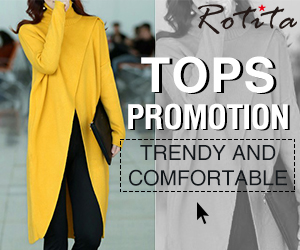 Trendy and Comfortable Tops Promotion
