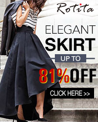Trendy elegant skirt, up to 81% off