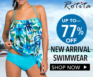 Fashion Swimwear up to 77% off