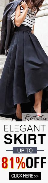 Trendy elegant skirt,