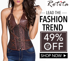 Lead the Fashion Trend Up to 49% off