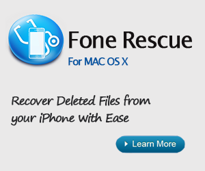 Fone Rescue for Mac