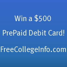 Win $500 from FreeCollegeInfo.com