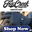 Fox Creek Leather Motorcycle Gloves