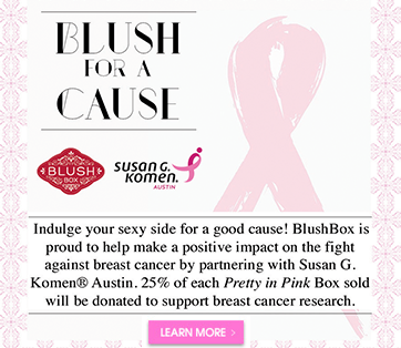 BlushBox for Breast Cancer