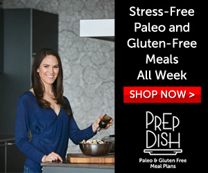 PrepDish.com: Paleo and Gluten-Free Meal Plans