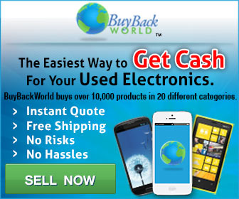 Cash in on your gadgets!