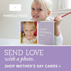 Personalized Mother's Day Photo Cards: She's always gone the extra mile for you. Now, it's never been easier to add an extra special touch to Mother's Day with a personalized photo card.