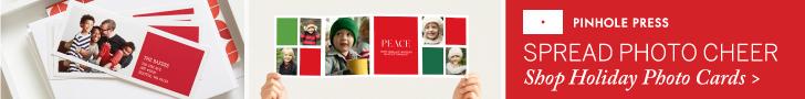 Shop Pinhole Press Holiday Cards