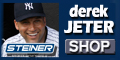 Shop Derek Jeter Memorabilia at SteinerSports.com