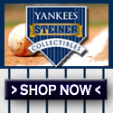 Shop Yankees Memorabilia at SteinerSports.com