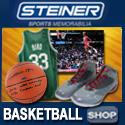 Shop Basketball Memorabilia at SteinerSports.com