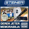 Shop Derek Jeter Memorabilia at Ste