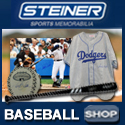 Shop Baseball Memorabilia at SteinerSports.com