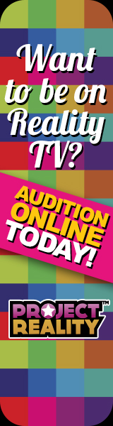 Want to be on a reality show?  Guaranteed video auditions.  Realy auditions from anywhere.  Join Project Reality.
