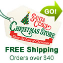 Click here to shop from the Santa Claus Christmas Store