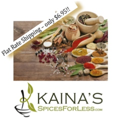 Spices for less Promo Code
