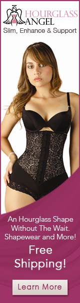 Slim, lift, support & tone with the right Body Shaper for you! It's waiting at Hourglassangel.com. Click here!