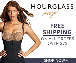 Free Shipping on orders of $75 or more at HourGlassAngel.com - shop now
