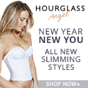 All New Slimming Styles at HourGlassAngel.com - shop now