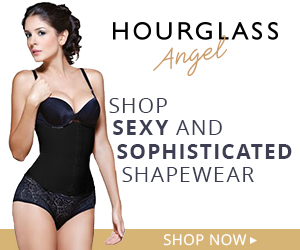 Shop Sexy and sophisticated shapewear at hourglassangel.com - shop now