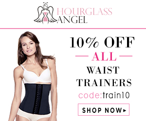 Affiliate Exclusive Offer: Take 10% Off All Waist Trainers with Coupon Code train10 - Valid Through 01/15 - Shop Now!