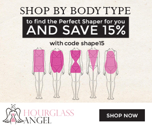 Shop by body type and save 15% with code shape15