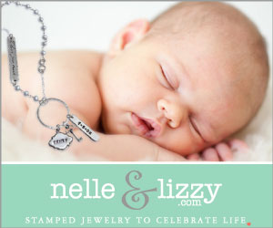 Stamped mothers jewelry