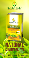 Buddha's Herbs Natural Slim Herbal Tea