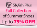 Summer Shoe Collection Up to 75% OFF!!
