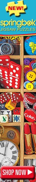 New Springbok Jigsaw Puzzles
